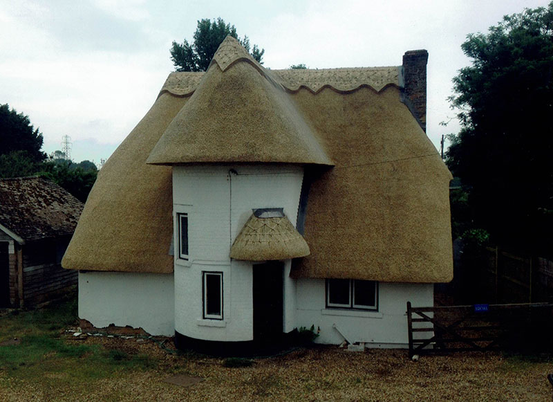 Thatching Services, National Society of Master Thatchers